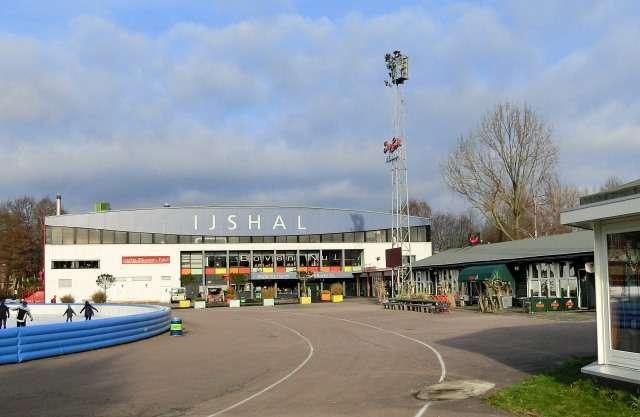 IJsbaan Amsterdam - Jaap Eden Baan