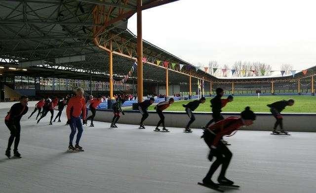 IJsbaan Alkmaar - De Meent
