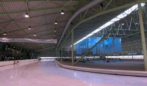 IJsbaan Enschede - Schaatsen in Twente