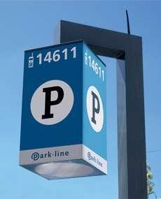 logo mobiel parkeren