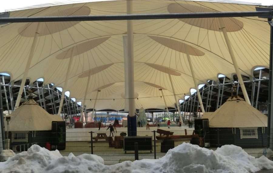 IJsbaan Deventer - Kunstijsbaan de Scheg