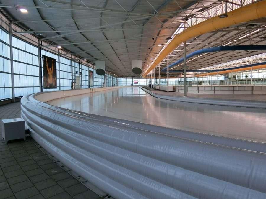 IJsbaan Tilburg - Irene Wustbaan