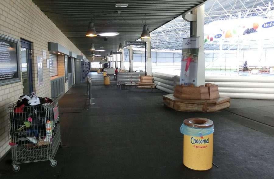 IJsbaan Breda - Semi-overdekt