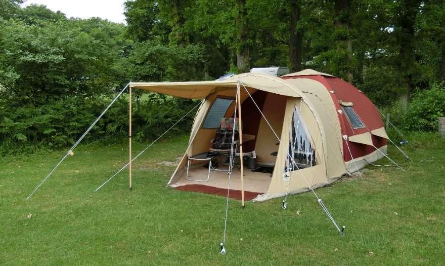 Goedkope tent of dure tent