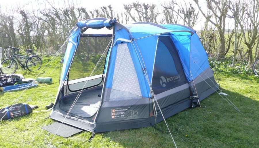 Goedkope of dure tent